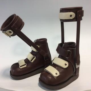 SLB靴 ベルト飾り